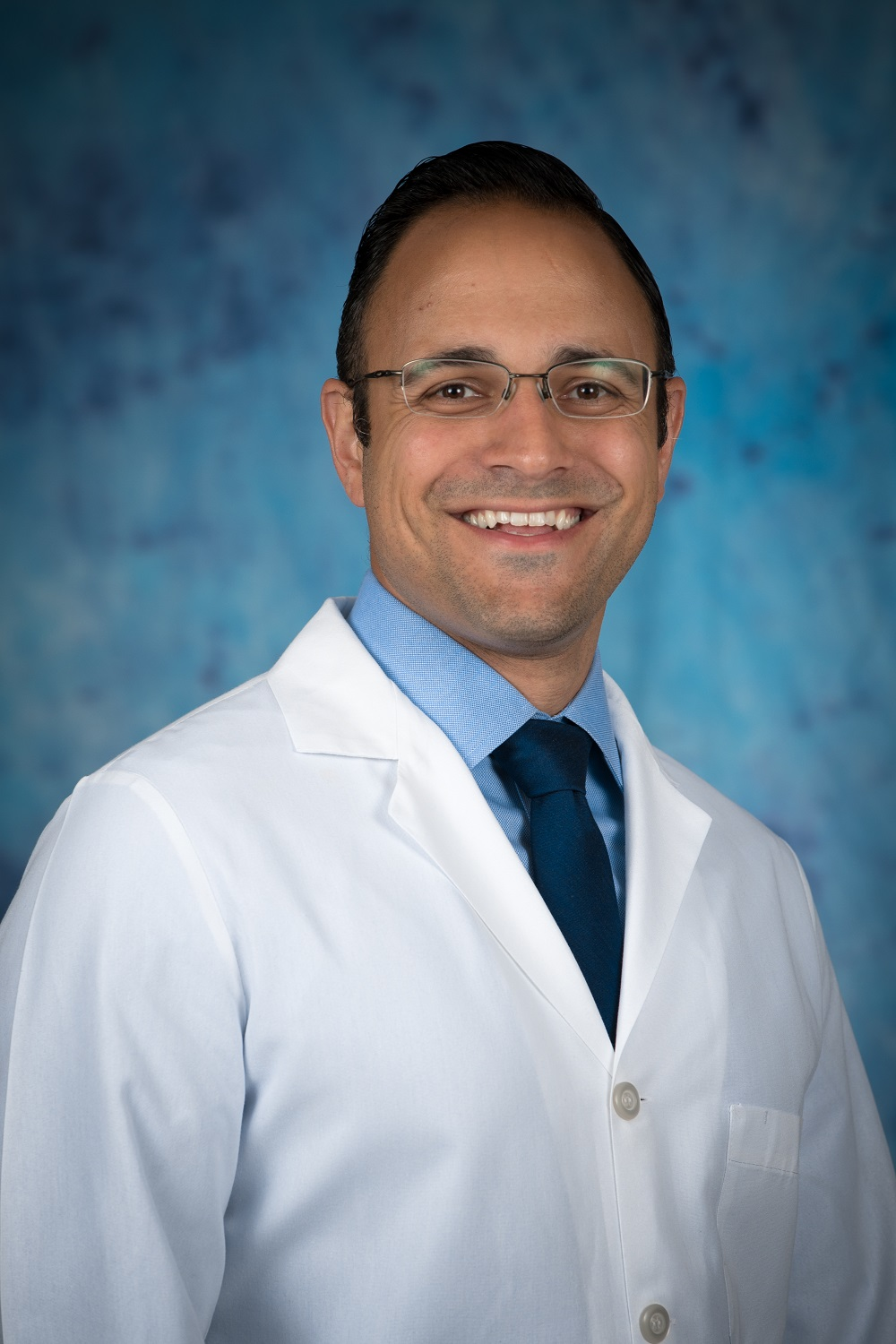 Perinatologist Steven Andrade, MD of the high-risk pregnancy team at Fort Sanders Perinatal Center.